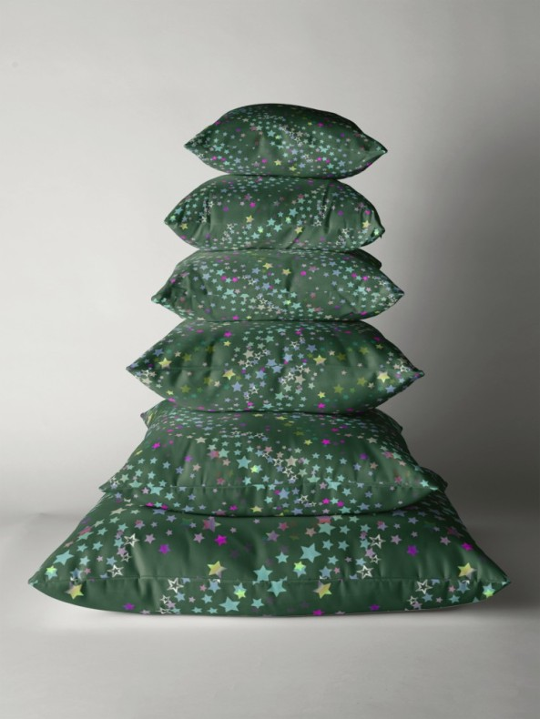 throwpillow,stack,750x1000-party stars-green